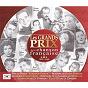 Compilation Les grands prix de la chanson française (1930-1960) avec Juan Catalaño / Lucienne Boyer / Robert Marino / Joséphine Baker / Jean Sorbier...