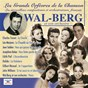 """Compilation Wal-berg et son orchestre (collection """"les grands orfèvres de la chanson"""") avec Michel Legrand et Son Orchestre / Orchestre Wal Berg / Charles Trénet / Léo Marjane / Jean Sablon..."""