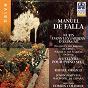 Album De Falla: Nuits dans les jardins d'Espagne & l'œuvre pour piano seul de Rafaël Orozco / Edmón Colomer / Joven Orquesta Nacional de España