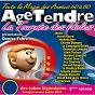 Compilation Age tendre  la tournée des idoles, vol. 5 avec Claude Barzotti / Gérard Palaprat / P. Lemaître / J.P. Lang / Alain Turban...
