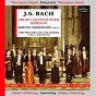 Album Johann sebastian bach: trois cantates pour soprano de Paul Kuentz / Kristina Vahrenkamp