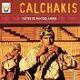 Album Los calchakis, vol. 2 : flûtes de pan des andes de Los Calchakis