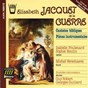 Album Jacquet de la guerre : cantates bibliques et pièces instrumentales de Georges Guillard / Sophie Boulin / Isabelle Poulenard / Michel Verschaeve / Robert Guy...