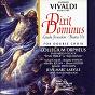 Album Vivaldi : dixit dominus  lauda jerusalem  beatus vir de Bruno Boterf / Collegium Orpheus / Ensembles Vocaux Finis Terrae & Aquilonia / Jean-Marc Labylle / Sylvie Colas...