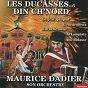 Album Les ducasses din ch'nord  (accordéon et chansons du nord) de Maurice Dadier