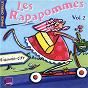 Compilation Les rapapommes, vol. 2 (collection les histoires du pince oreille) avec Dominique Aubert / Claude Jade / Karine Mazloumian / Michel Quiou / Nadine Berland...