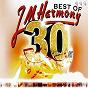 Compilation Jm harmony, best of 30 ans avec Frédéric Caracas / Jean-Paul Pognon / Paulo Albin / Patrick Adèle Amelie / Tony Chasseur...
