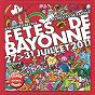 Compilation Fêtes de bayonne 2011 (l'album officiel) avec Alain Langon / Owen Lagadec / Patxi Etcheverry / Paxkal Etchepare / Jerôme Anocibar...