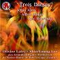 Album Trois danses: stravinsky, alain, heiller de Olivier Latry / Shin-Young Lee