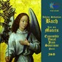 Album Bach: les six motets pour choeur de Ensemble Vocal Jean Sourisse et Vincent Warnier / Jean Sourisse
