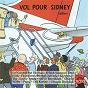 Compilation Vol pour sidney (aller) avec Evan Parker / Lol Coxhill / Pat Thomas / British Summer Time Ends / Elvin Jones...