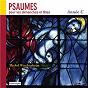 Album Psaumes pour les dimanches et fêtes, année c de Ensemble Vocal Hilarium / Michel Duvet