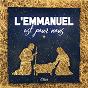 Album L'emmanuel est pour nous de Etincelo