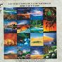 Compilation Les seize étapes de la vie naturelle (musique et sons de la nature) avec Xavier Giorgi / Nicolas Jeandot / Philippe Bestion / Tony Quimbel / Laurent Dury...