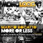 Album More or Less de Marco Bocatto