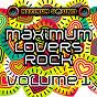 Compilation Maximum lovers rock, vol. 1 avec Chris Martin / Da' Ville / Lukie D, M. Lonie / Richie Stevens / Lukie D...