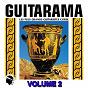 Compilation Guitarama, vol. 2 (les plus grands guitaristes de corse) avec Les Guitares du Maquis / Antoine Bonelli / I Amici / Paulo Quilici / Les Guitares de Centuri...
