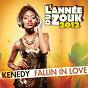 Album Fallin in love (l'année du zouk 2012) de Kénédy