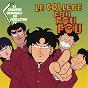 Album Un collège fou fou fou (générique original de la série télé) de Bernard Minet
