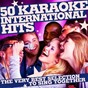 Album 50 karaoke international hits (the very best selection to sing together) de Gynmusic Studios / Leopard Label / Babalù Band / Karaoke Hits
