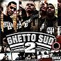 Compilation Ghetto sud 2 avec Panier Records / Luciano le-Rat / Azyatik / Ennemi d'etat / S-Krim...