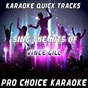Album Karaoke quick tracks - sing the hits of vince gill (karaoke version) (originally performed by vince gill) de Pro Choice Karaoke