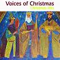 Compilation Voices of christmas (christmas hits) avec Perri Como / Judy Garland / Mahalia Jackson / Nat King Cole / Pat Boone...