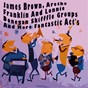 Compilation James brown, aretha franklin and lonnie donegan skifffle groups (and more fantastic act's) avec James Brown, the Famous Flames / Chuck Willis / Johnny Burnette / Carl Perkins / The Lonnie Donegan Skiffle Group...