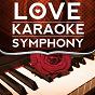 Album Here in the real world (karaoke version) (originally performed by alan jackson) de Love Karaoke Symphony