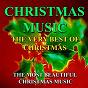 Album Christmas music (the most beautiful christmas music) de The Christmas Sound Orchestra