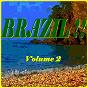 Compilation Brazil !!, vol. 2 avec Antonio Carlos Jobim, Miúcha / João Gilberto / Agostinho dos Santos / Luiz Bonfá / Bud Shank...