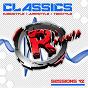 Compilation Classics, vol. 12 (hardstyle - jumpstyle - tekstyle) avec Microsome / Eternal Bliss Traxx / Katrin Lewis Project / Synap-6 / DJ Fox...