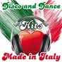 Compilation Disco and dance hits made in italy avec Ma Bra, DJ Lhasa / Den Harrow / Sandy Marton / Mr. Konrad / Kim Lukas...