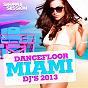Compilation Dancefloor miami DJ's 2013 avec The Nycer / Africanism / Bob Sinclar / Nicky Romero / Tristan Garner...