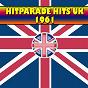 Compilation Hitparade hits UK  1961 avec Abam Faith / Billy Fury & the Four Kestrels / Del Shannon / Alma Cogan / Frank Sinatra...