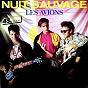 Album Nuit sauvage (version maxi) de Les Avions