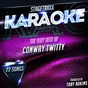 Album Stagetraxx karaoke : the very best of conway twitty (karaoke version) de Toby Adkins