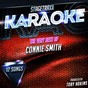 Album Stagetraxx karaoke : the very best of connie smith (karaoke version) de Toby Adkins