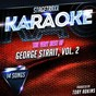 Album Stagetraxx karaoke : the very best of george strait, vol. 2 (karaoke version) de Toby Adkins