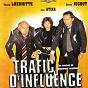 Album Trafic D' influence (bande originale du film) de Philippe Chany