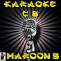 Album Karaoke hits of maroon 5 de Karaoke Compilation Stars