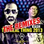 Album The real thing 2013 (feat. kash) (the remixes) de Jerry Ropero