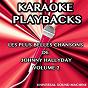 Album Les plus belles chansons de johnny hallyday, vol. 2 (karaoké playbacks) de Universal Sound Machine