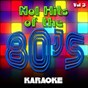 Album No1 Hits of the 80's - Karaoke, Vol. 3 de Sing Karaoke Sing
