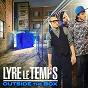 Album Outside the box de Lyre le Temps