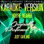 Album You're nearer (karaoke version) (originally performed by judy garland) de Ameritz Karaoke Entertainment