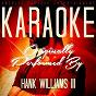 Album Karaoke (originally performed by hank williams III) de Ameritz Karaoke Entertainment