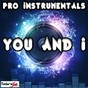 Album You and I (karaoke version) (originally performed by one direction) de Pro Instrumentals