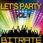 Compilation Let's party, vol. 1 avec Orlow / Chris Kaeser / Marbrax / Sebastien Drums / Lissat & Voltaxx...