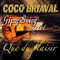 Album Que du plaisir (gipsy swing sextet) de Coco Briaval